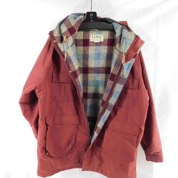55ff14fe7d6b1 L.L. Bean Jackets & Coats | Vintage Ll Bean Mens Extra Large Tall ...